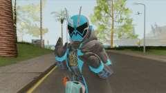 Kamen Rider (Specter) V2 для GTA San Andreas
