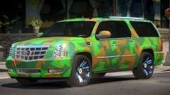 Cadillac Escalade Platinum PJ4 для GTA 4