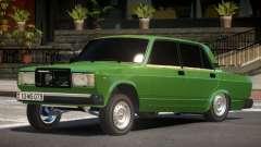 VAZ 2107 R-Tuned для GTA 4