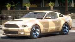 Shelby GT500 V8 PJ2 для GTA 4