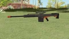 Heavy Sniper GTA V (Orange) V3 для GTA San Andreas