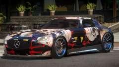 Mercedes Benz SLS S-Tuning PJ3 для GTA 4