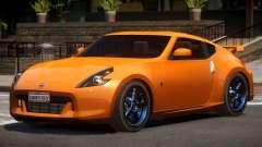Nissan 370Z LT для GTA 4