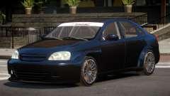 Chevrolet Lacetti GT для GTA 4