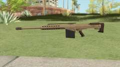 Heavy Sniper GTA V (Army) V2 для GTA San Andreas