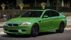 BMW M5 F10 LT PJ5 для GTA 4