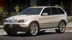 BMW X5 CV для GTA 4