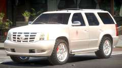 Cadillac Escalade Edit для GTA 4