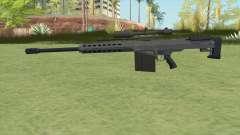 Heavy Sniper GTA V (LSPD) V1 для GTA San Andreas