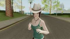 Lara Croft (Tomb Raider) для GTA San Andreas