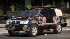 Toyota Land Cruiser Rally Cross PJ3 для GTA 4