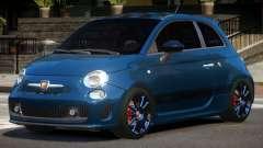 Fiat 500 ST для GTA 4