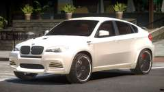 BMW X6 V2.1 для GTA 4