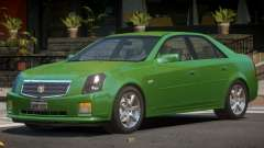 Cadillac CTS Edit для GTA 4
