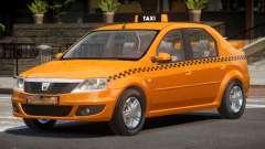 Dacia Logan Taxi V1.0