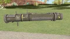 Rocket Launcher (Terminator: Resistance) для GTA San Andreas