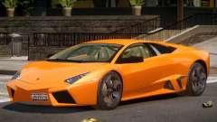 Lamborghini Reventon GT для GTA 4