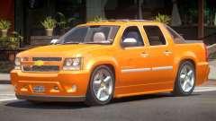 Chevrolet Avalanche LT для GTA 4
