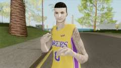 Kyle Kuzma (Lakers) для GTA San Andreas