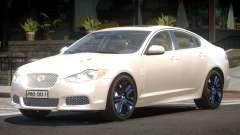 Jaguar XFR V2.2 для GTA 4