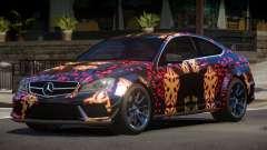 Mercedes Benz C63 AMG GT PJ4 для GTA 4