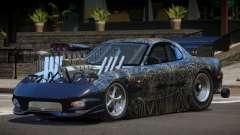 Mazda RX7 H-Tuning PJ4 для GTA 4