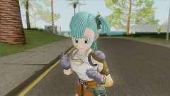 Bulma (Super Dragon Ball Heroes: World Mission) для GTA San Andreas