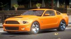Shelby GT500 V8 для GTA 4