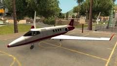 Букингемский Шамал С Различными Авиакомпаниями для GTA San Andreas
