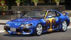 Nissan S15 GT PJ3 для GTA 4