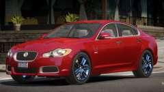 Jaguar XFR GT для GTA 4