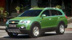 Chevrolet Captiva V1.3 для GTA 4