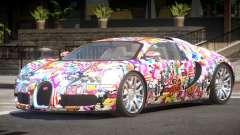 Bugatti Veyron 16.4 Sport PJ3 для GTA 4