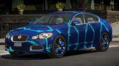 Jaguar XFR GT PJ2 для GTA 4