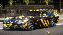 Dodge Viper SRT Drift PJ3 для GTA 4