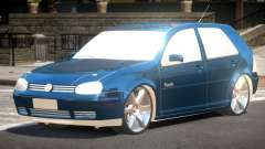 Volkswagen Golf L-Tuning для GTA 4