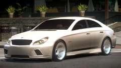 Mercedes Benz CLS V1.3 для GTA 4