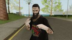 Trevor (Custom Skin) для GTA San Andreas
