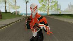 Spider-Man 2099 (White Suit) для GTA San Andreas