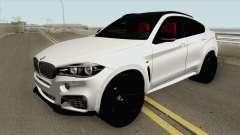 BMW X6 M50d для GTA San Andreas
