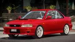 Subaru Impreza S-Edit для GTA 4