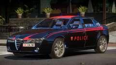 Alfa Romeo 159 Police V1.0 для GTA 4