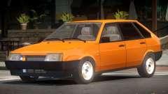 VAZ 2109 LT для GTA 4