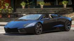 Lamborghini Reventon Spyder для GTA 4