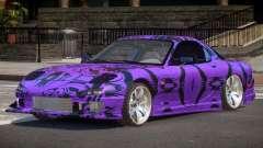 Mazda RX-7 GT-Sport PJ5 для GTA 4