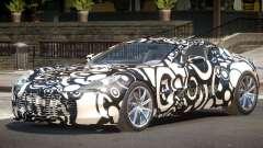 Aston Martin One 77 PJ4 для GTA 4