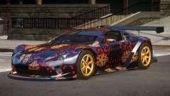 Lexus LFA GT PJ4 для GTA 4