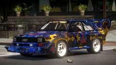 Audi Quattro V1.1 PJ3 для GTA 4