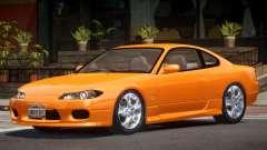 Nissan Silvia S15 V1.3 для GTA 4