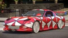 Mazda RX7 V1.1 PJ2 для GTA 4